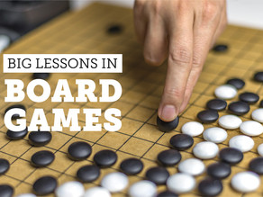 Big Lessons in Board Games