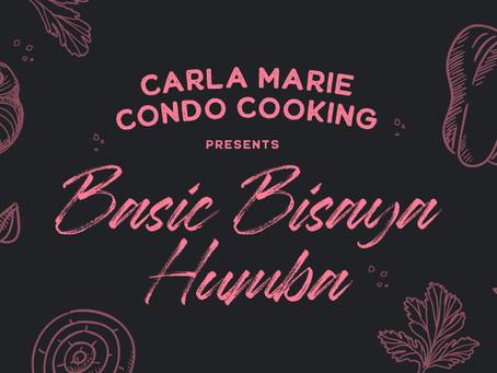 Carla Marie Condo Cooking: Basic Bisaya Humba