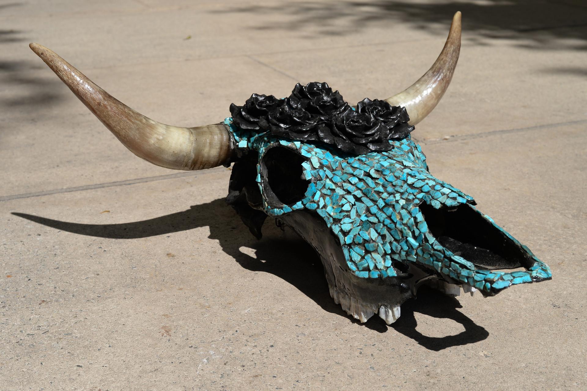 Fallen Bull