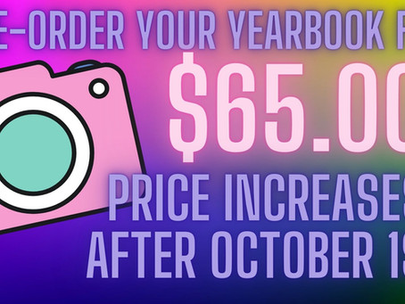2021-2022 Sword-n-Shield Yearbook and Senior Ad Order Forms
