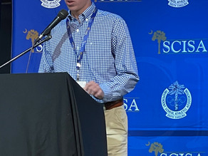 Mac Felder ('22) Elected as SCISSA President