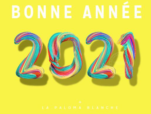 Bonne Année 2021 ////