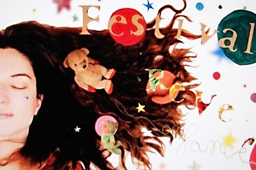 stephanie carraro - affiche - reve d enf