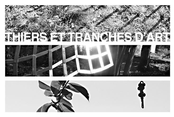 THIERS  & TRANCHES D'ART /////////////////////////////////////  Design Land Art  Installations In-Situ  Ancien Atelier de Coutellerie de Thiers  Projet Institutionnel de Photographie  Pour l'Usine du May  & de la Commune de Thiers  /////////////////////////////////////  Stéphanie Carraro, l'Atelier de La Paloma Blanche.