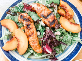 SIMPLE SUMMER DINNER SALADS