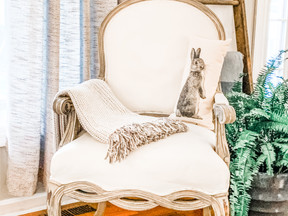 Simple Steps to Update a Vintage Chair