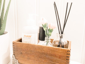 5 Ideas to Use Vintage Finds For Storage