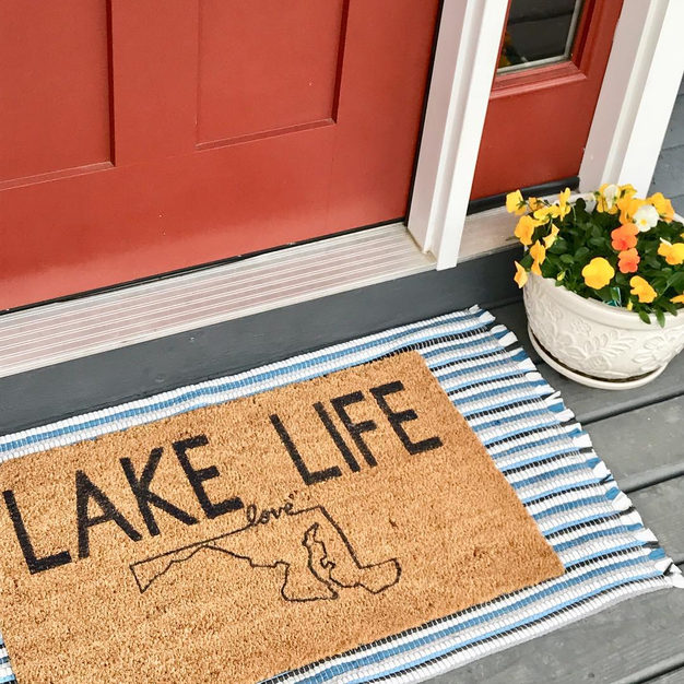 DIY Coir Door Mat