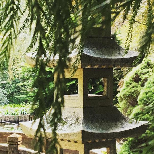 @Hillwood Gardens