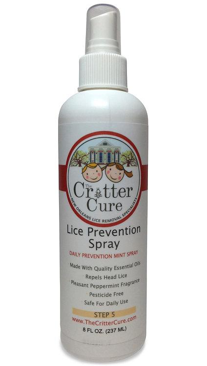 Mint Spray            Prevention