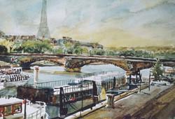 574 Seine Eiffel Tower