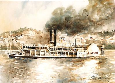 Riverboats Portfolio
