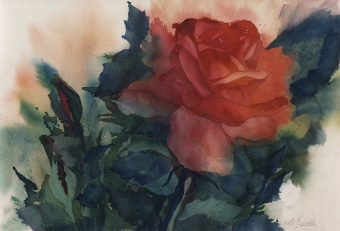 439 Rose Left