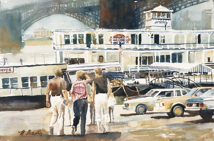 124 Goldenrod Showboat 1
