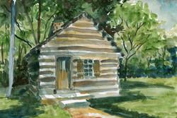 624 Log Cabin
