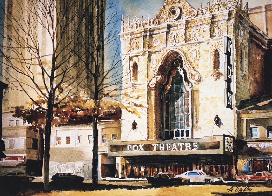 173 Fox Theater