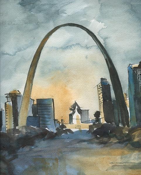 695 St Louis Arch