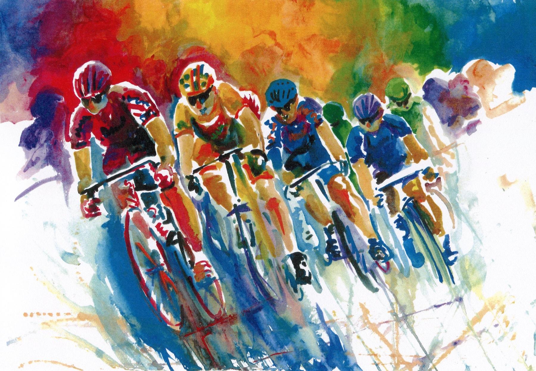 663 Bike Race