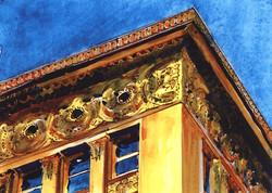 030 St Louis Wainwright Detail