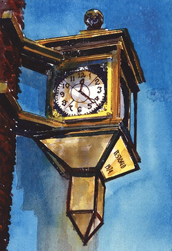 481 O'Fallon Clock