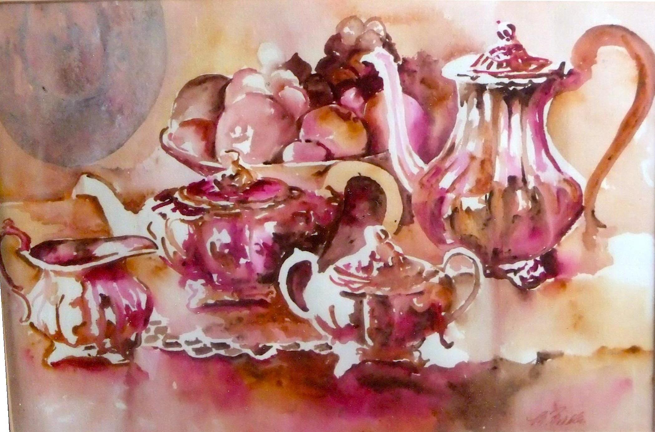 737 Tea Set