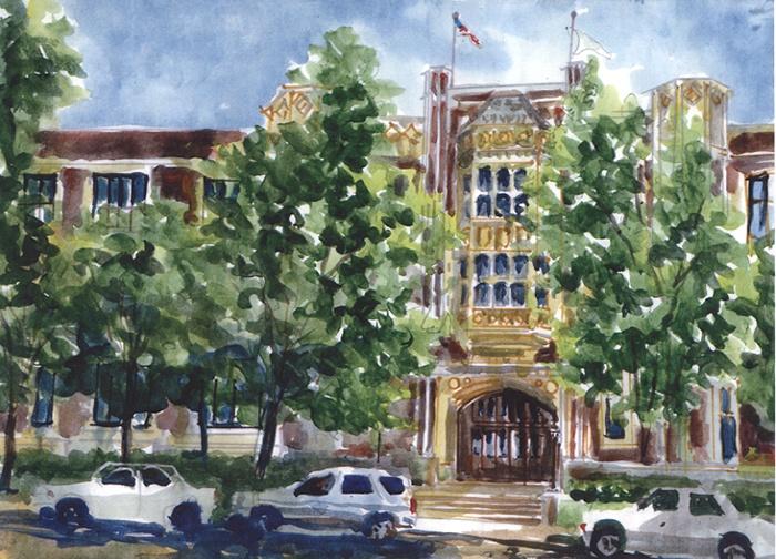 273 St Louis  High