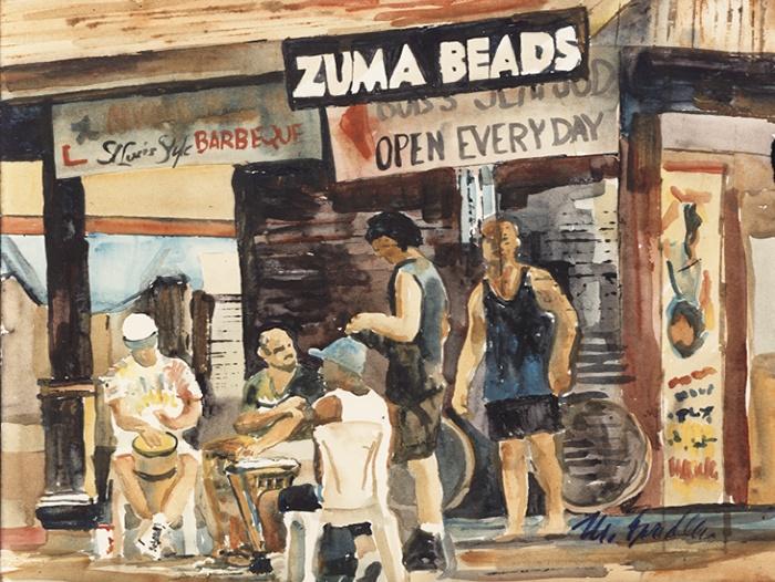 098 Zuma Beads