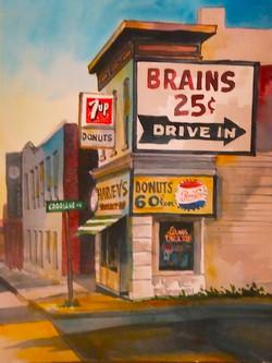 626 Brain's