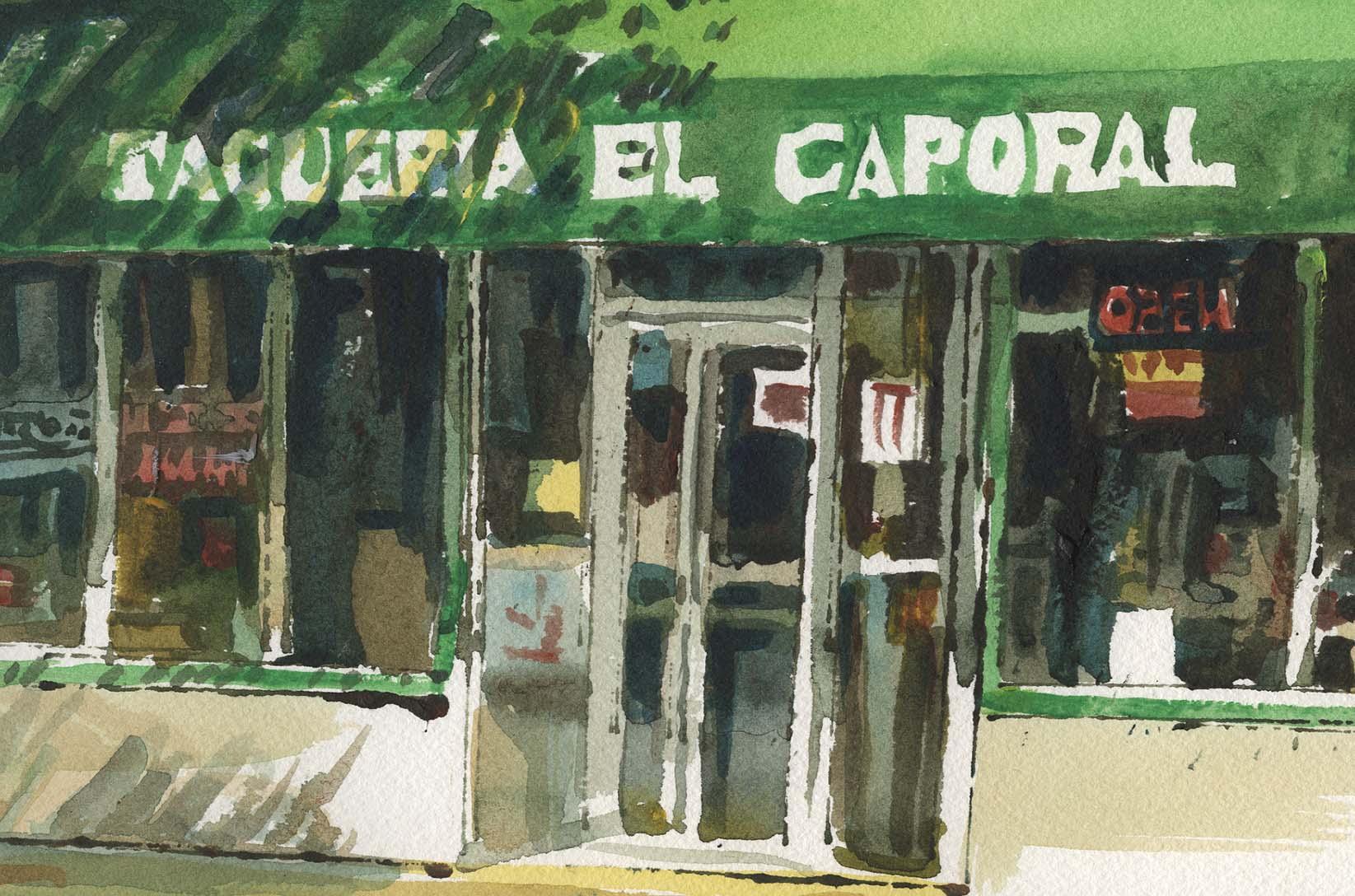 686 El Caporal