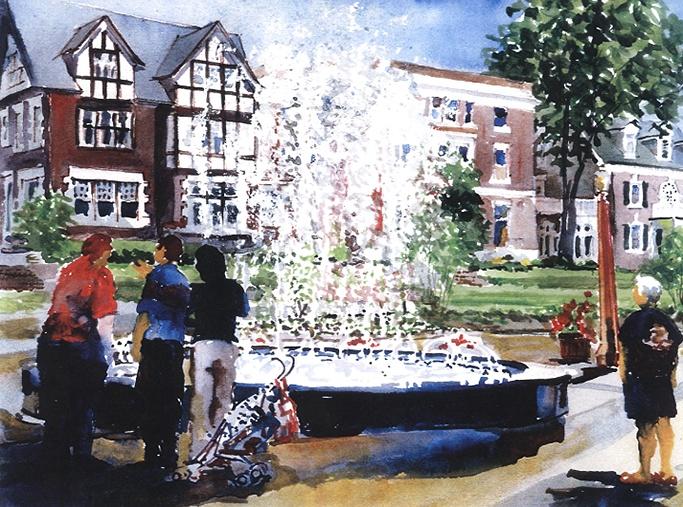 061 Fountain