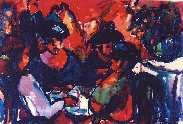 591 Red Hat Ladies