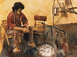 518 Santa Fe Campfire