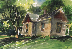 335 Arrow Rock Lawless House