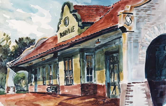 384 Booneville Station