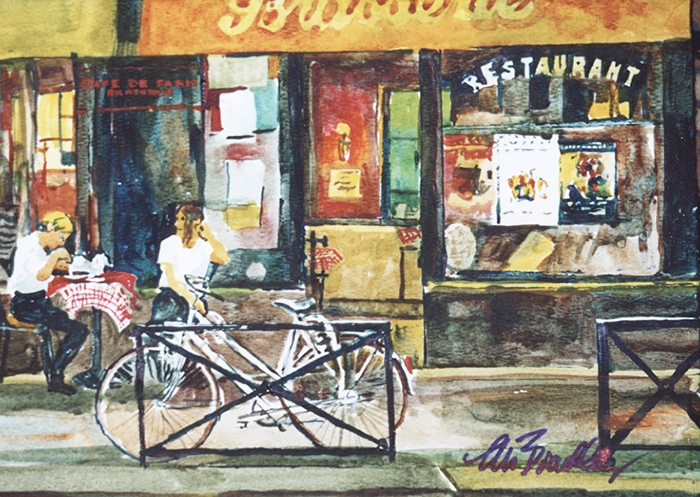558 Cafe De Paris