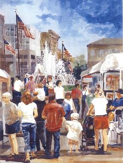 473 Belleville Art on the Square Fai
