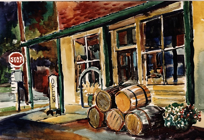 421 Augusta Open Store