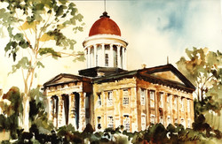 509 Springfield Old State Capitol