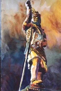 032 Cherokee Indian