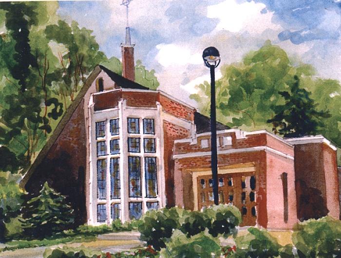 283 Newmann Chapel