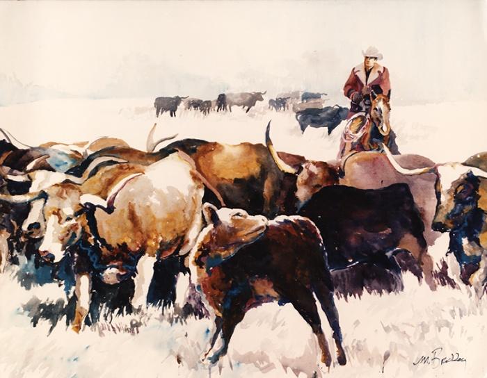 519 Santa Fe Cattledrive