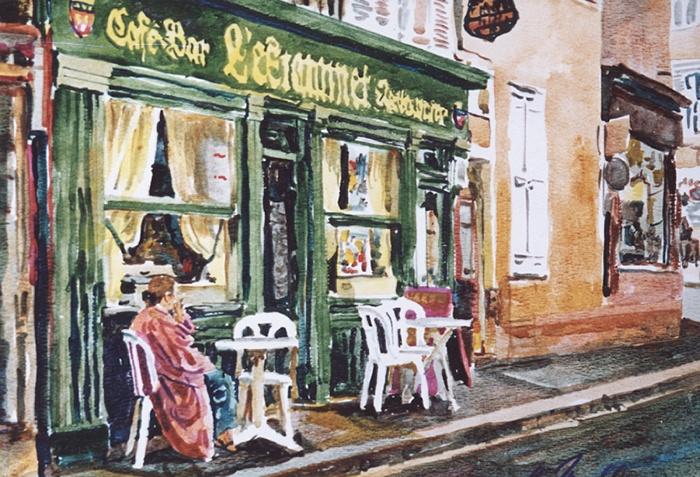 559 Cafe L' Estaminet