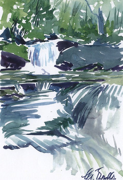 362 Waterfall
