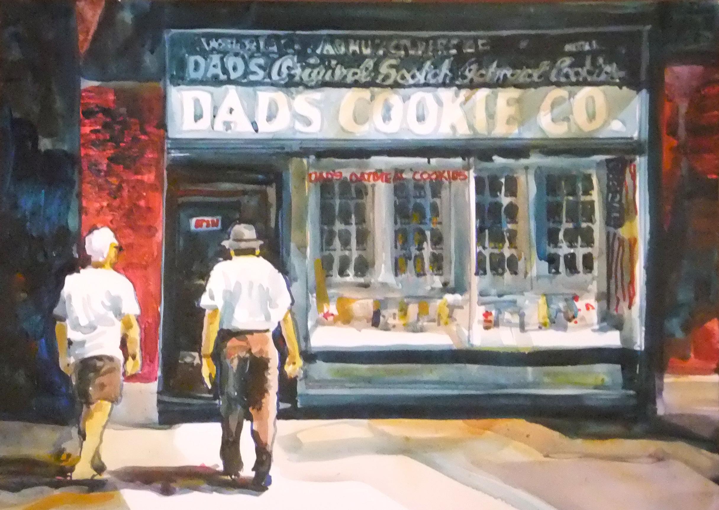 631 Dad's Cookies