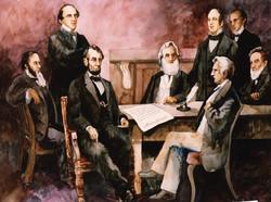508 Springfield Lincoln Cabinet