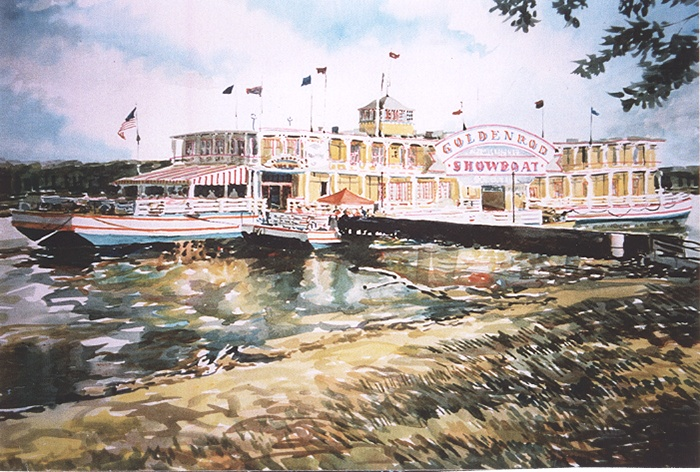 125 Goldenrod Showboat 2
