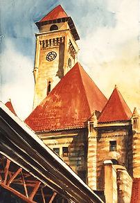 Union Station Portfolio