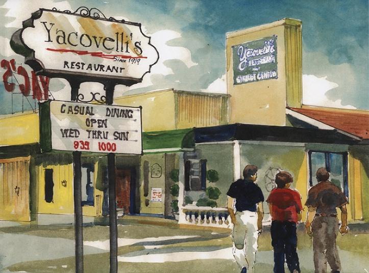 257 Yacovelli's