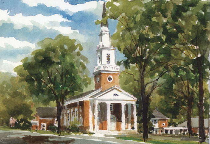 008 St Louis Ladue Chapel