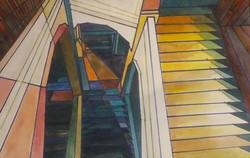 1005 Interior Stairs